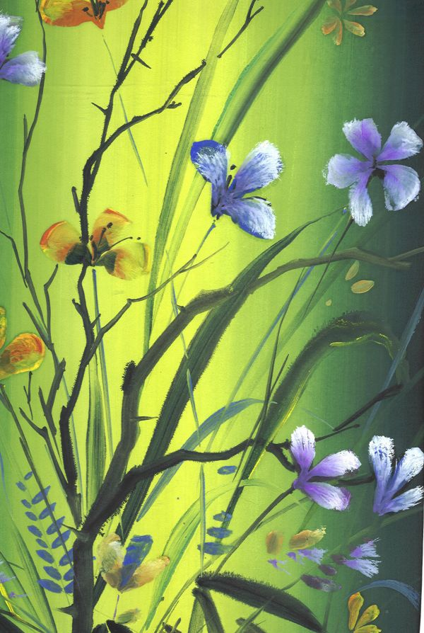 Valentin Bazarov, Flowers