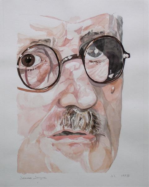 Joel Isaacson, James Joyce (1998)