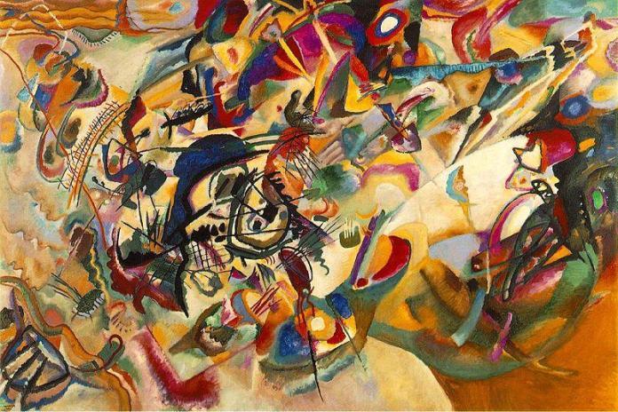 World War I, Wasily Kandinsky