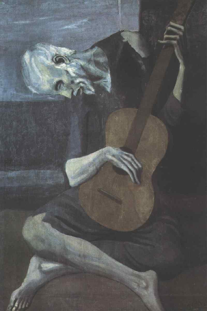 Picasso_Guitarist