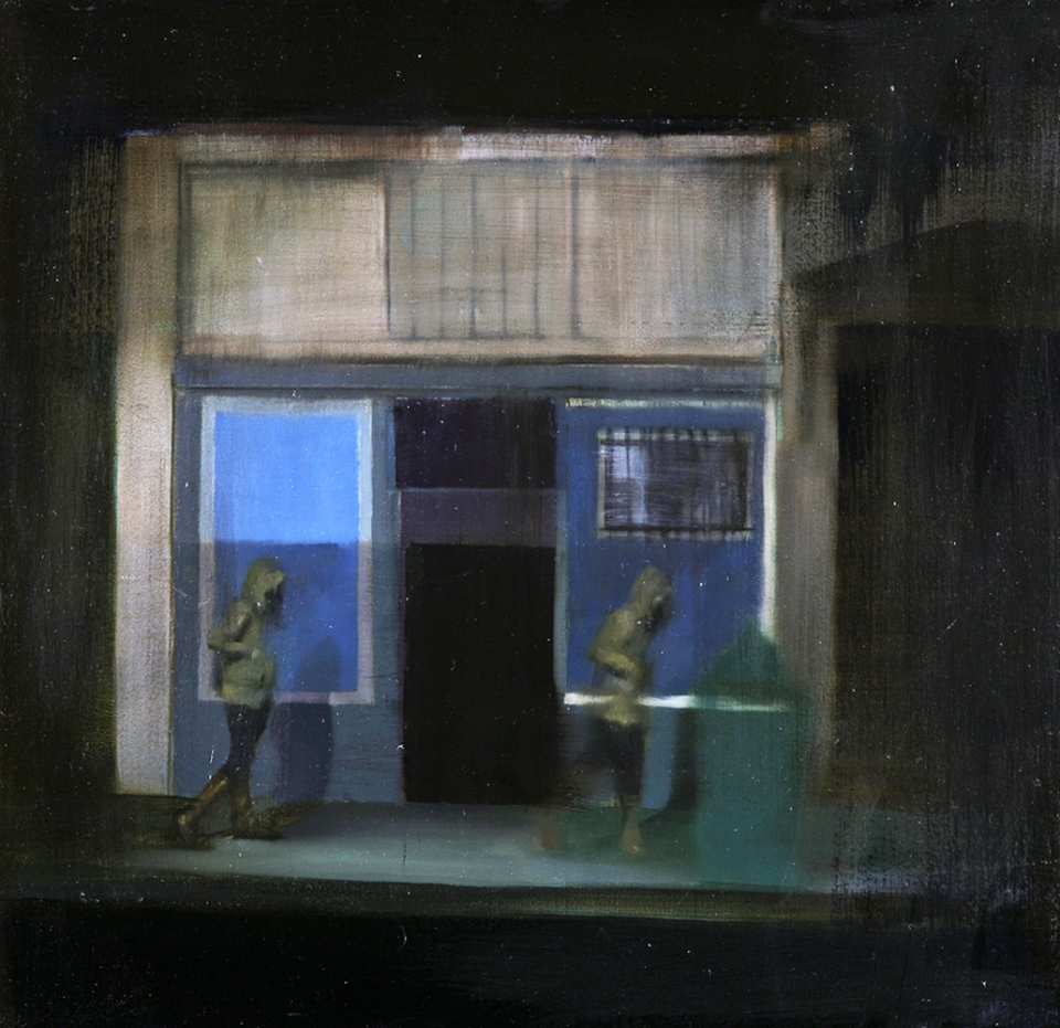 "Brett Amory, ""Waiting"""