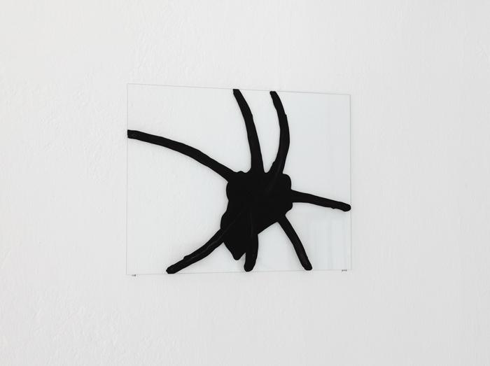 "Simona Pries, ""black heart"" (2011)"